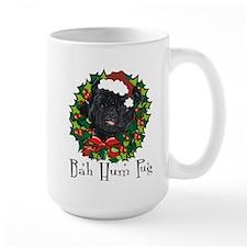 Bella Bah Hum Pug Mug