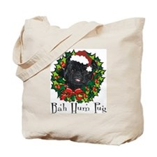 Bella Bah Hum Pug Tote Bag