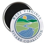 West Virginia Rivers Coalition Magnet