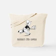 Cute Retro western Tote Bag