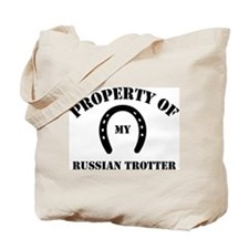 My Russian Trotter Tote Bag