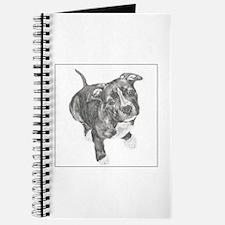 Grey Tile Pitbull Journal