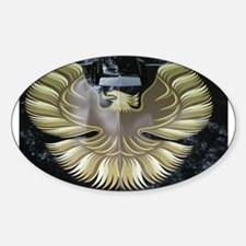 Firebird Oval Decal