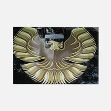 Firebird Rectangle Magnet