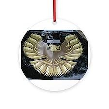 Firebird Ornament (Round)