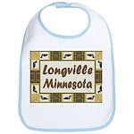 Longville Loon Bib