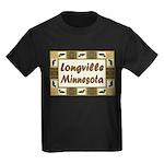 Longville Loon Kids Dark T-Shirt