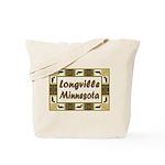 Longville Loon Tote Bag