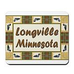 Longville Loon Mousepad