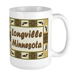 Longville Loon Large Mug