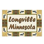 Longville Loon Postcards (Package of 8)