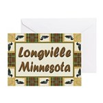 Longville Loon Greeting Card