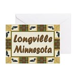 Longville Loon Greeting Cards (Pk of 20)