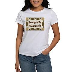 Longville Loon Tee