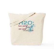 Cute Chlorine Tote Bag