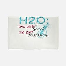 Cute Swim Rectangle Magnet (100 pack)