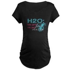 carriesshirt dark Maternity T-Shirt