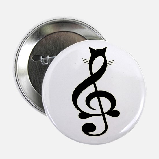 "Jazz Cat 2.25"" Button (10 pack)"