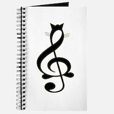 Jazz Cat Journal