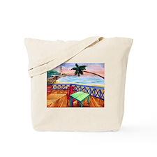 Cute Jamaican Tote Bag