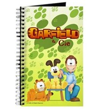 Garfield & Cie Logo Journal