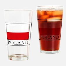 Unique Bialystok Drinking Glass