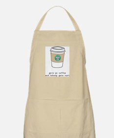 gimme coffee Apron
