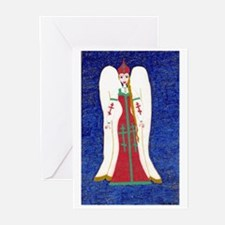Russian Orthodox Angel Greeting Cards (Pk of 10)