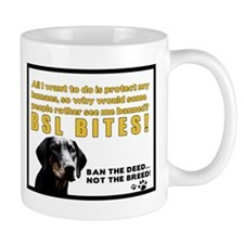 doberBSL Mugs
