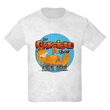 Garfield Show Logo T-Shirt