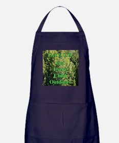 Get ECO Green Apron (dark)