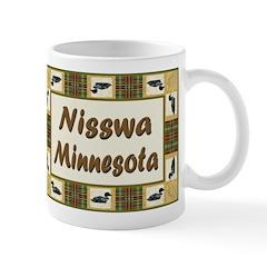 Nisswa Loon Mug