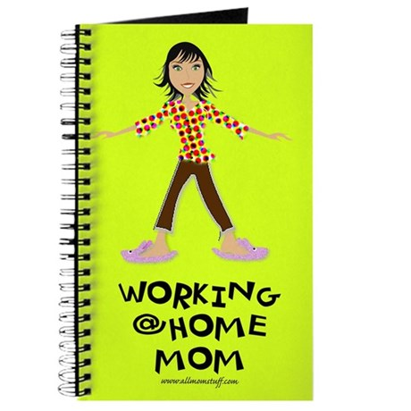Working at home Mom Journal