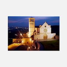 Assisi Rectangle Magnet