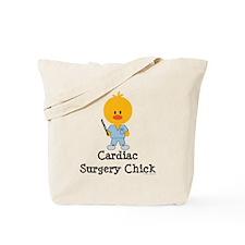 Cardiac Surgery Chick Tote Bag