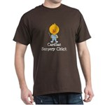 Cardiac Surgery Chick Dark T-Shirt