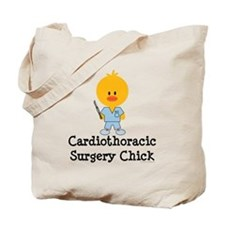 Cardiothoracic Surgery Chick Tote Bag