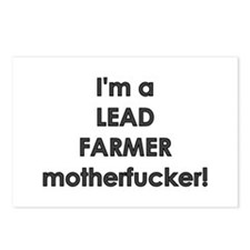 Lead Farmer Postcards (Package of 8)