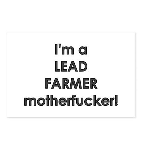 Lead Farmer Postcards (Package of 8)