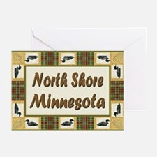 North Shore Loon Greeting Cards (Pk of 10)