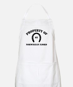 My Norwegian Fjords BBQ Apron