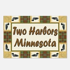 Two Harbors Loon Postcards (Package of 8)