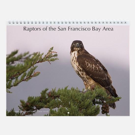 Raptor Calendar #4