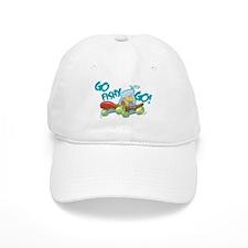 Go Fishy Go! Baseball Cap