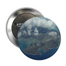 """Above Oahu 2.25"""" Button (10 pack)"""