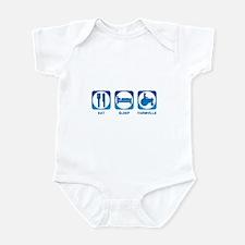Eat Sleep FarmVille Infant Bodysuit