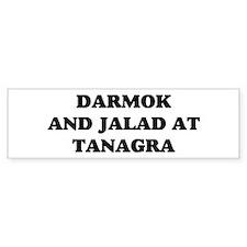 Darmok Jalad Bumper Sticker