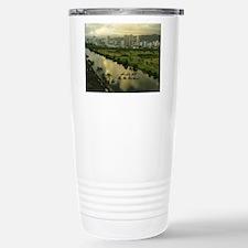 Ala Wai Canal Stainless Steel Travel Mug
