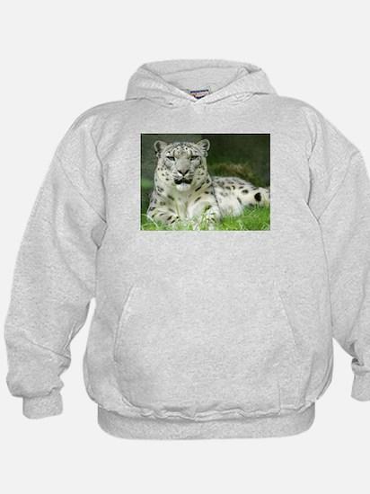 Snow Leopard 3 Hoodie