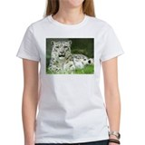 Snow leopard Women's T-Shirt